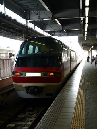 名鉄車両(豊橋駅)