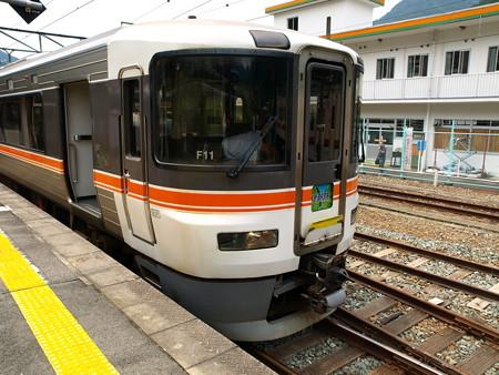 373系特急伊那路1号(中部天竜駅)2
