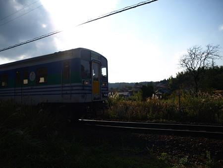 キハ38(上総松丘駅)