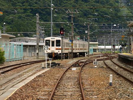 119系(中部天竜駅)
