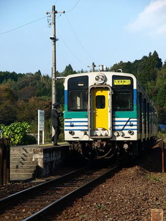 キハ30-100(上総松丘駅)3