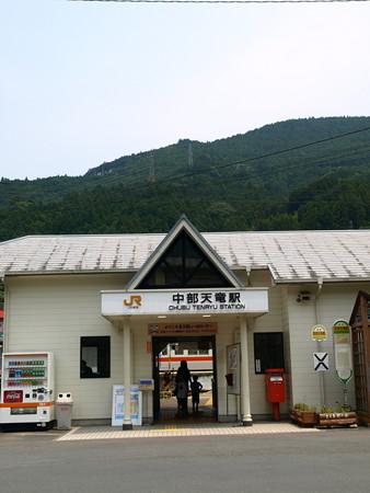 中部天竜駅3