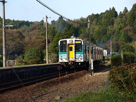 キハ30-100(上総松丘駅)6