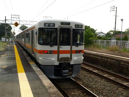 313系飯田線(牛久保駅)3