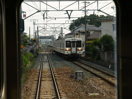 飯田線の車窓1