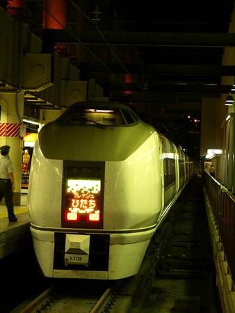 651系(上野駅)3