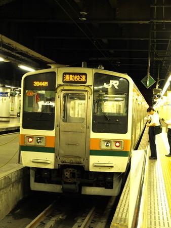 211系(上野駅)2