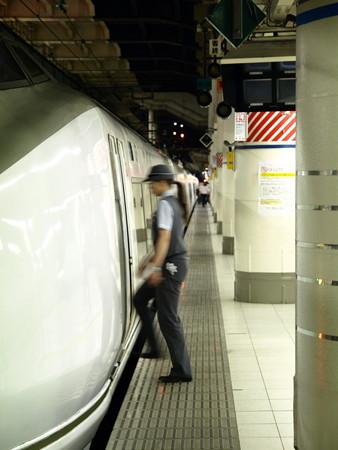 651系(上野駅)7