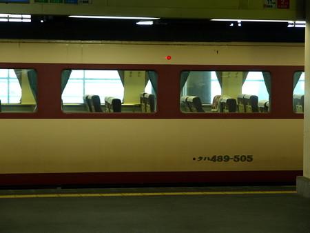485系(金沢駅)4