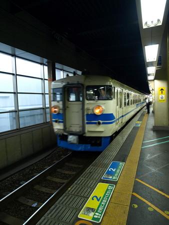 475系(金沢駅)3