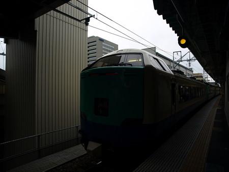 485系3000番台(富山駅)3