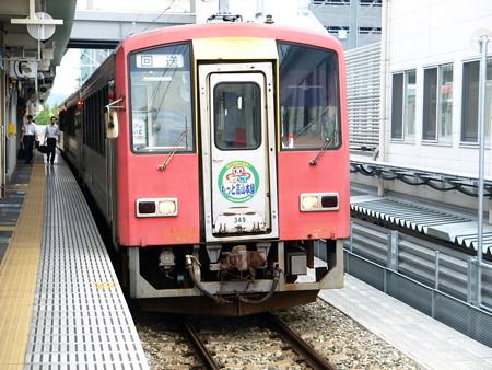 キハ120系(富山駅)2