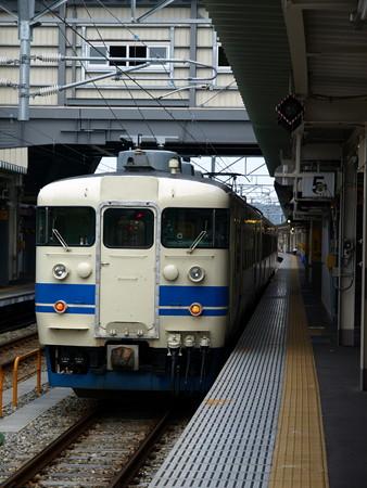 413系(富山駅)3
