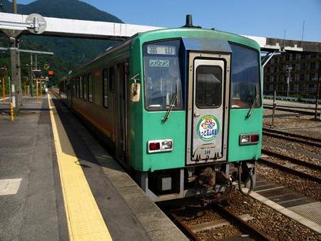 キハ120系(猪谷駅)7