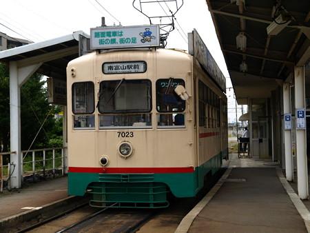 南富山駅19