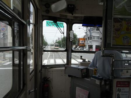 富山市内軌道線車内4
