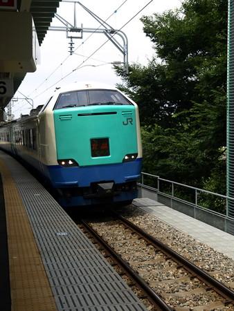 485系(富山駅)1