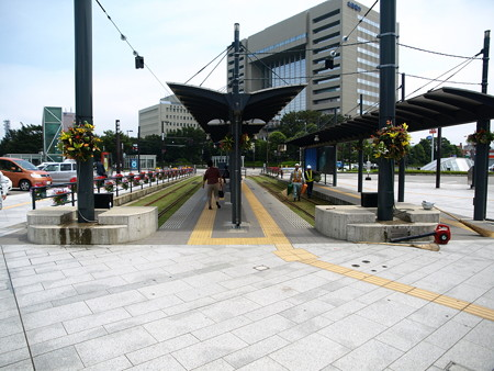 富山駅北2