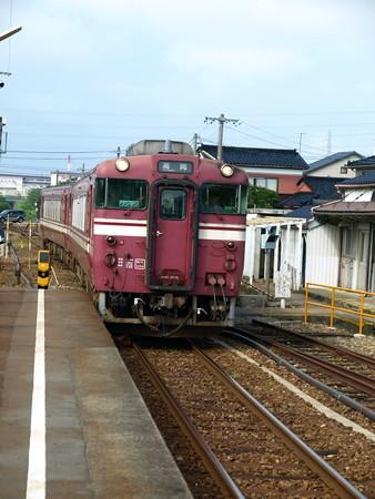 キハ40氷見線(能町駅)6