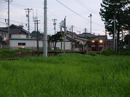 雨晴駅27