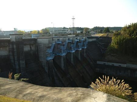 亀山ダム1