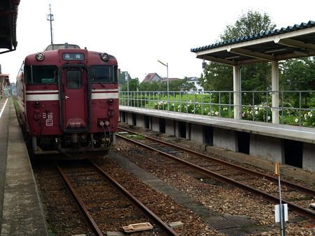 城端駅11