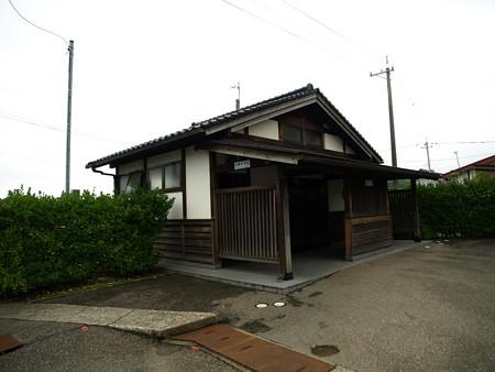 城端駅18