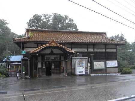 加賀一の宮駅9