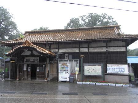 加賀一の宮駅10
