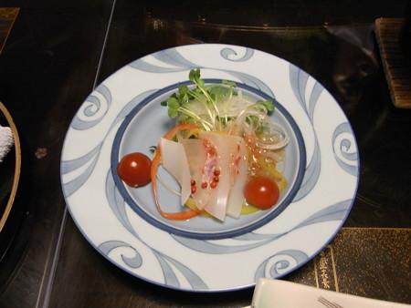 ホテルの食事4