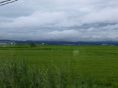 のと鉄道車窓(和倉温泉→田鶴浜)