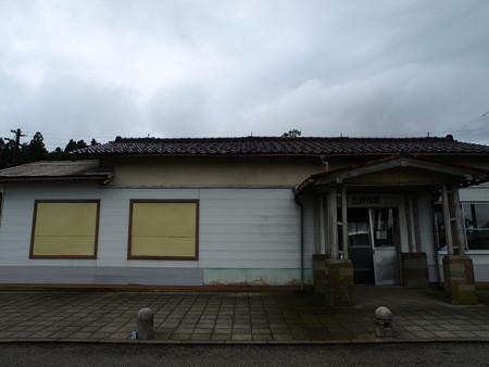 笠師保駅9