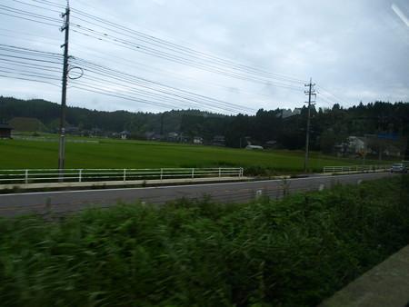 のと鉄道車窓(田鶴浜→能登中島)5