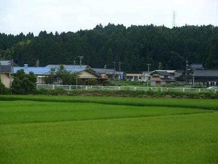 のと鉄道車窓(田鶴浜→能登中島)9