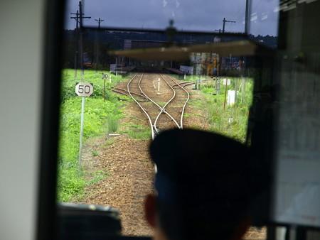 のと鉄道車窓(西岸駅→能登中島)5