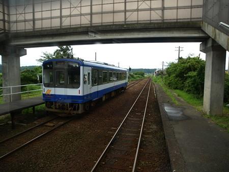 能登中島駅37