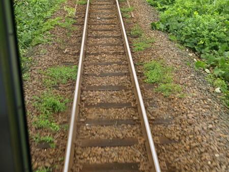 のと鉄道車窓(能登中島→西岸)3