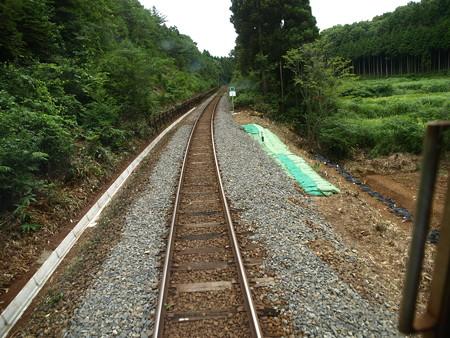 のと鉄道車窓(能登中島→西岸)6