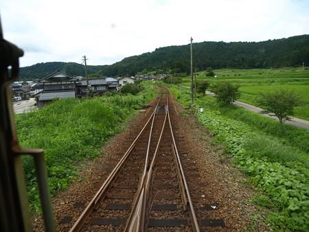 のと鉄道車窓(能登中島→西岸)9