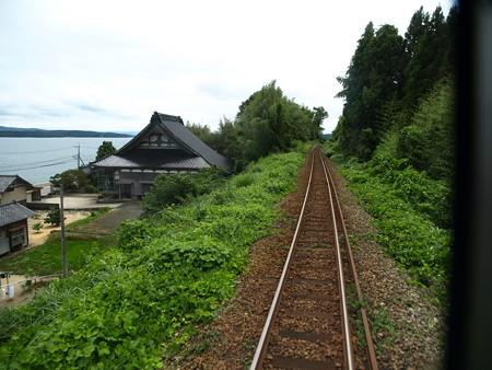 のと鉄道車窓(西岸→能登鹿島)9