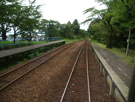 のと鉄道車窓(西岸→能登鹿島)21