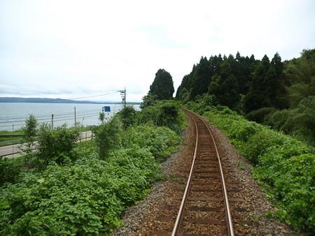 のと鉄道車窓(能登鹿島→穴水)11