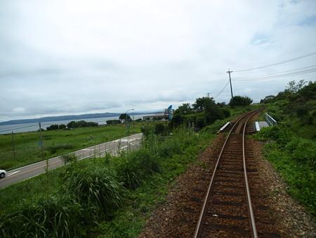 のと鉄道車窓(能登鹿島→穴水)13