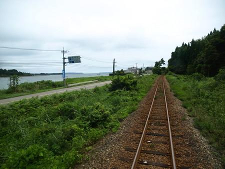 のと鉄道車窓(能登鹿島→穴水)16