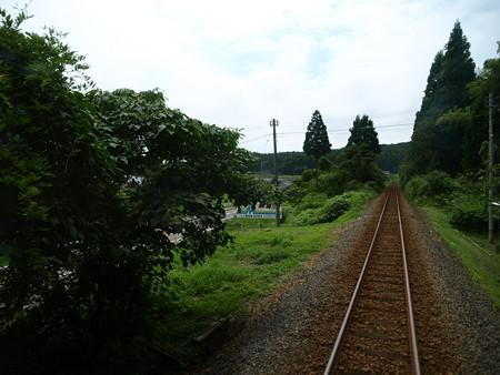 のと鉄道車窓(能登鹿島→穴水)20