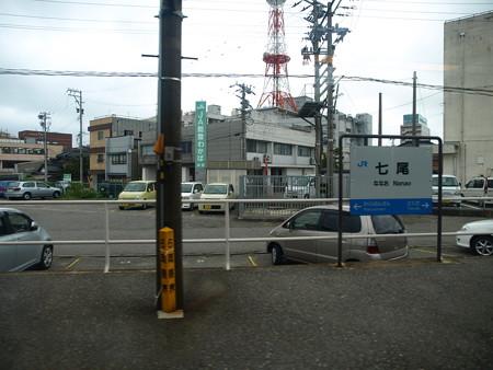 681系(はくたか21号)車窓6