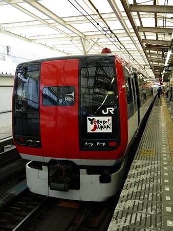 253系(横浜駅)5