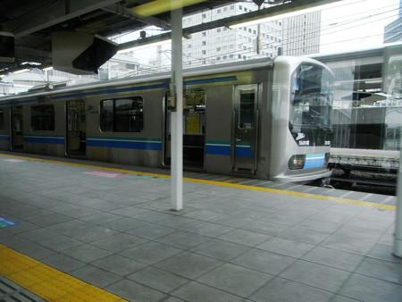 E231湘南新宿ライン車窓4