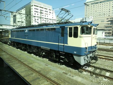 EF65-1115(八王子駅)