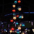 Photos: ランプが灯っている風景8